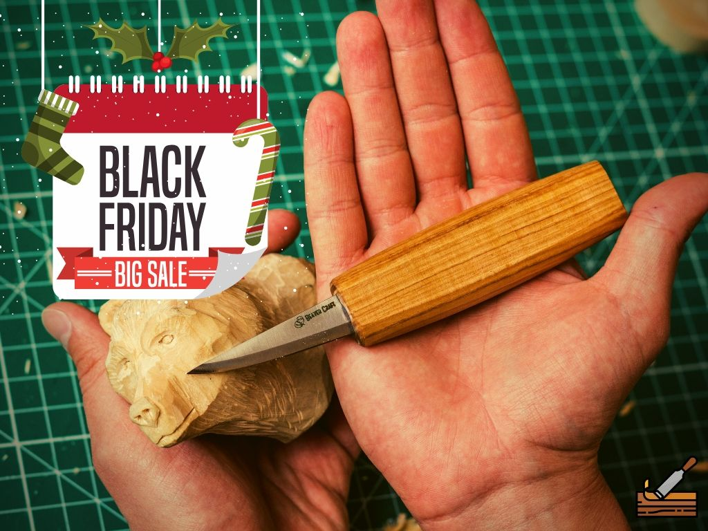 Whittling Knife Black Friday