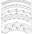 Chip Carving Pattern 1