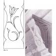 Chip Carving Pattern 2 Rose
