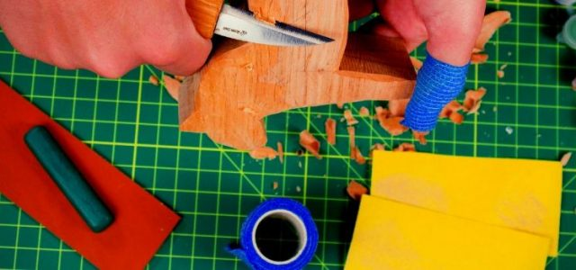 How to Choose Sandpaper for Your Wood Carving Projects?