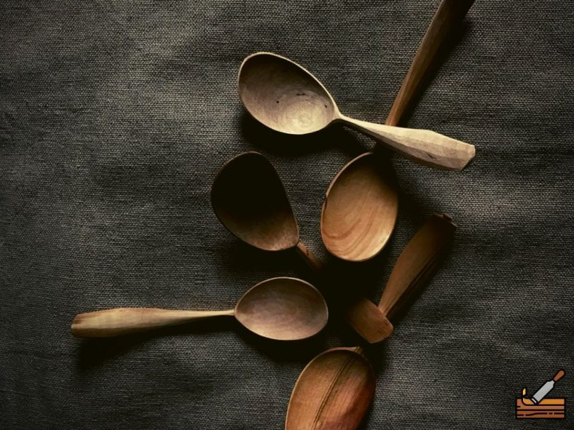 Small Wooden Spoons