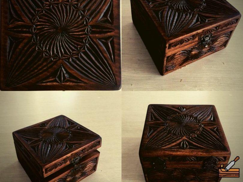 Lovely Boxes #Advanced Beginner Carver
