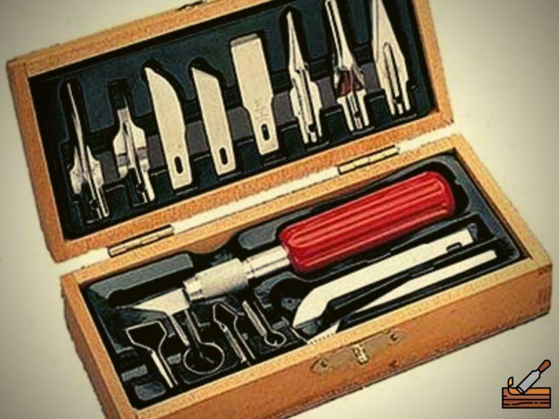 Xacto Wood Carving Tools Kit