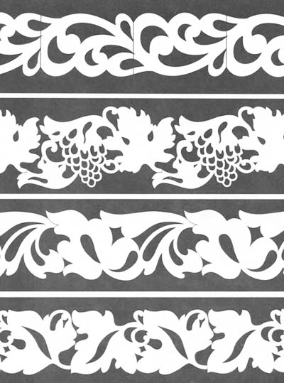 Chip carving Russian pattern #Middle Beginner Carver