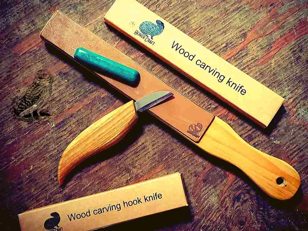 BeaverCraft Chip Carving Knife C2