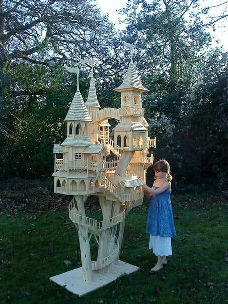 Wood Castle by Rob Heard