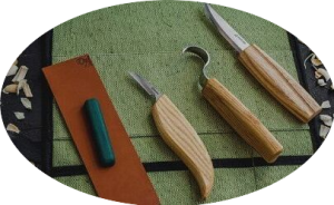 BeaverCraft Spoon Carving Kit