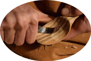 Deepwoods Spoon Carving Kit