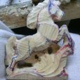 horse wood carving pattern 3