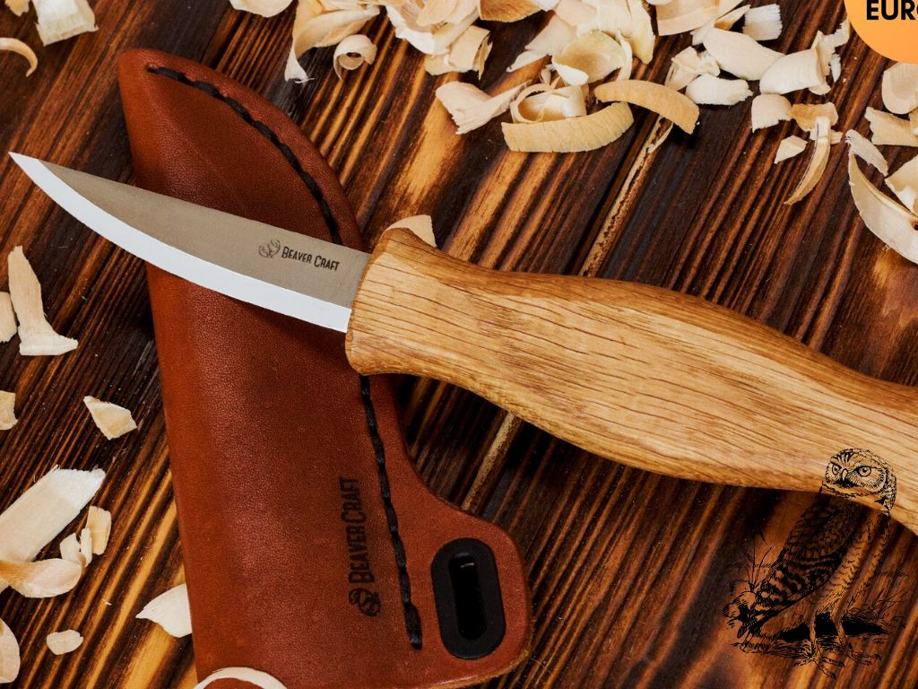best wood carving knife by beavercraft