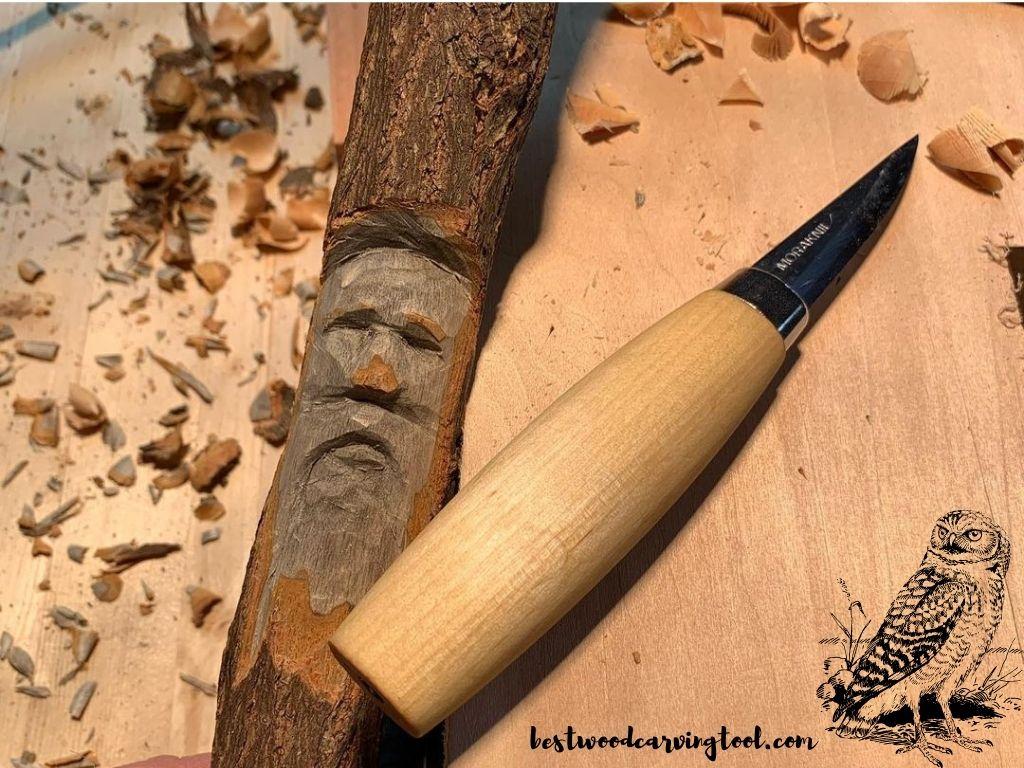 Morakniv Werkzeug Kerbschnitzmesser