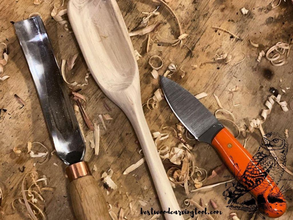 BeaverCraft dłuto do rzeźbienia w drewnie 7l/22