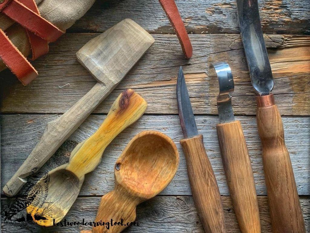 BeaverCraft S14 Wood Carving Tools Kit