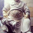 chinese wood sculpture