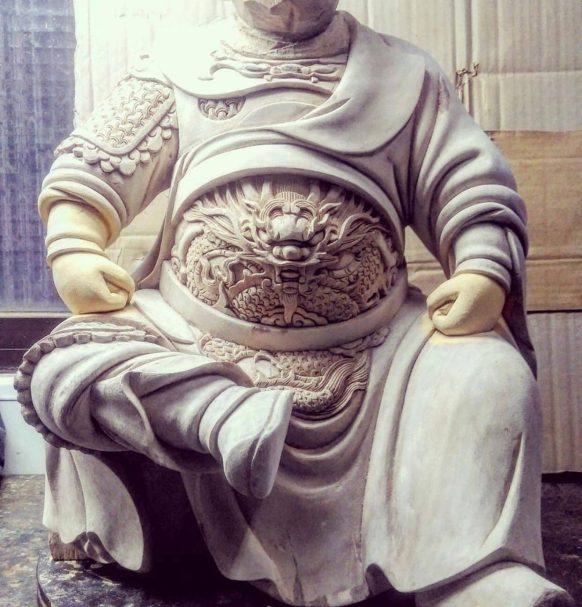 "Chinese wood sculpture Author - <a href=""https://vk.com/artwoodbg"" rel=""nofollow"">Art WoodCarving</a>"