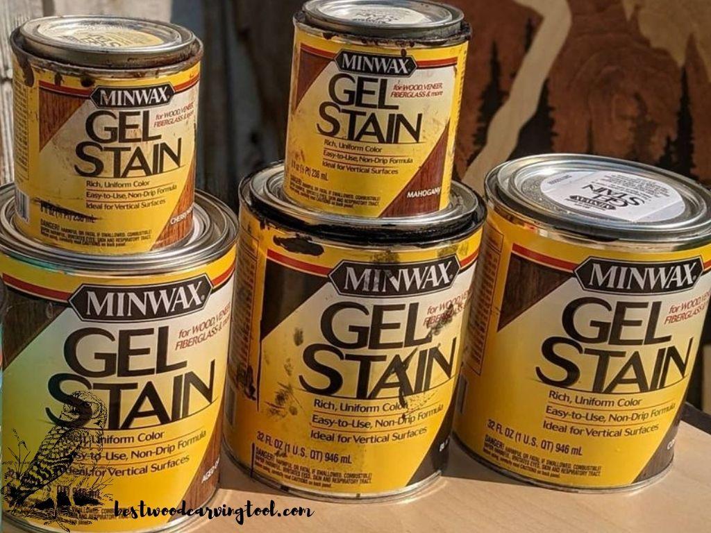 Minwax 66010000 Gel Stain