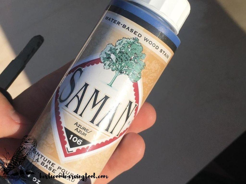 SamaN wood stain