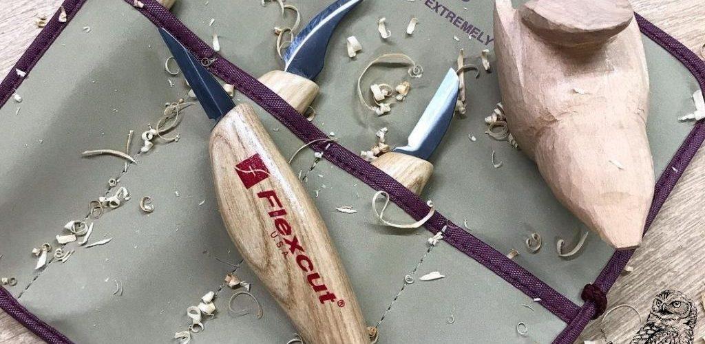 Flexcut wood carving tools review