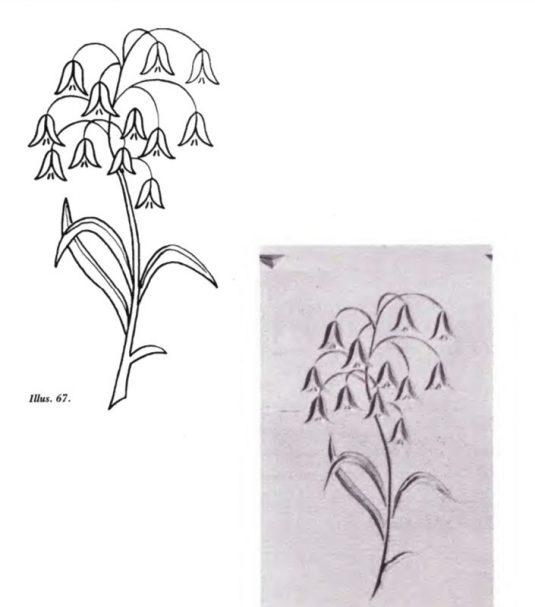 Free Form Pattern Flower 2 (kostenlose Schnitzvorlagen) #Beginner Carver