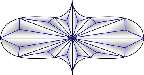 Rosette Chip Carving Pattern 90 #Junior Carver