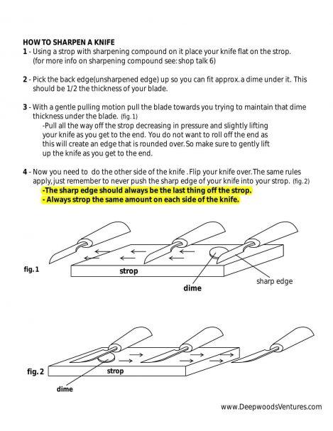 """How to Sharpen a Knife Author - <a href=""""https://deepwoodsventures.com/"""" rel=""""nofollow"""">DeepwoodsVentures</a>"""