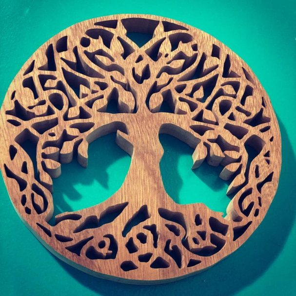 "Drzewo życia Author - <a href=""https://www.instagram.com/bardisan_benyamin/"" rel=""nofollow"">Bardisan Benyamin</a>"