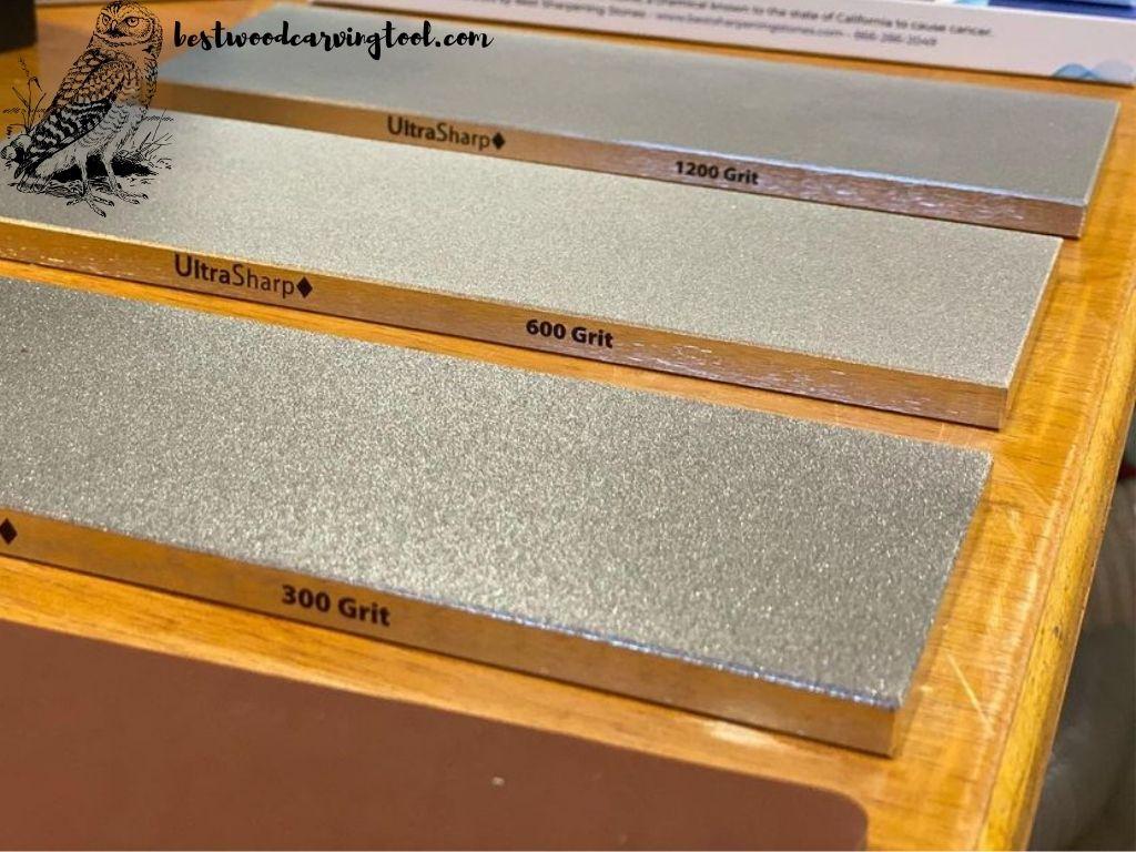 Ultra Sharp Diamond Sharpening Stone Set