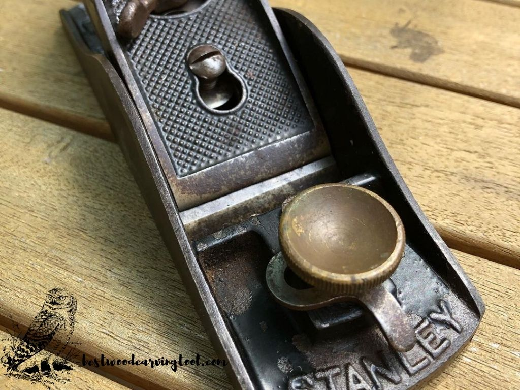 Stanley Hand Planer